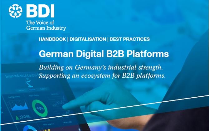 BDI: deutsche digitale B2B-Plattformen MobiMedia zweimal vertreten