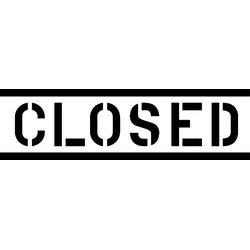 Closed (BL)