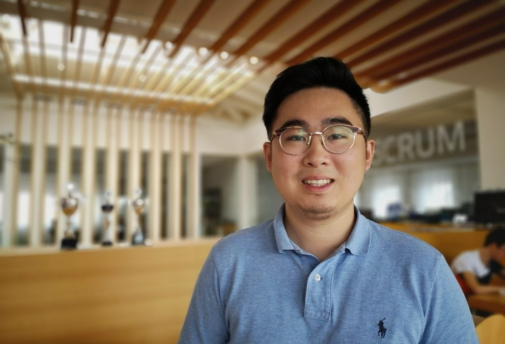 Meet the team: Wen-Hao from Taiwan