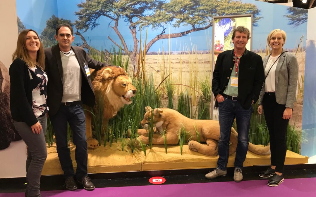 MobiMedia: Client visits at International Toy Fair