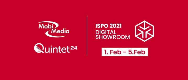 MobiMedia auf der ISPO Digital