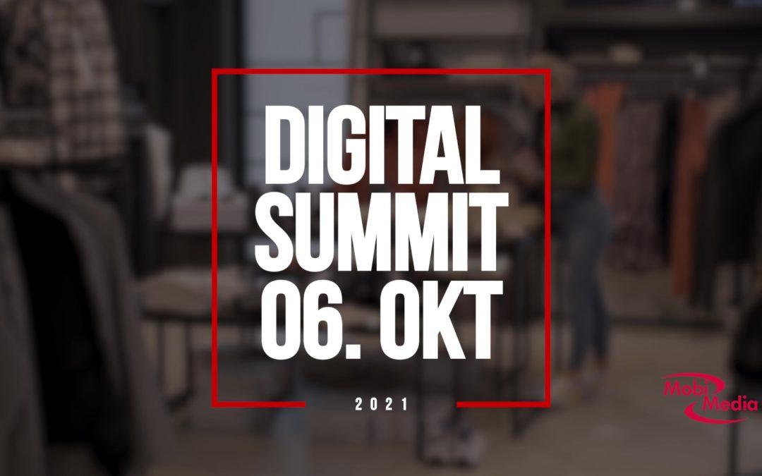 Digital Summit: 6.10.2021 Save the Date!